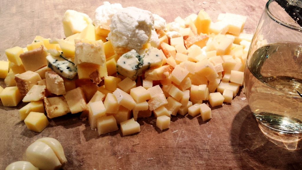 Tidbits from the cheese drawer