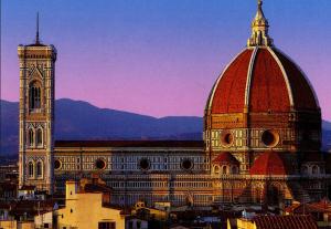 Santa Maria del Fiore Cathedral - the Duomo